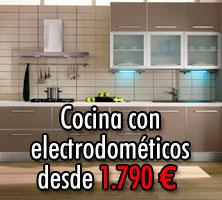 Fabricante de cocinas. El Rincón de las Cocinas - Cocinas en Málaga