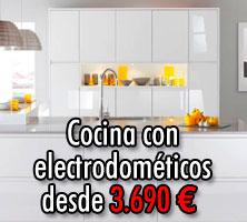 Fabricante de cocinas. El Rincón de las Cocinas - Cocinas en Almeria
