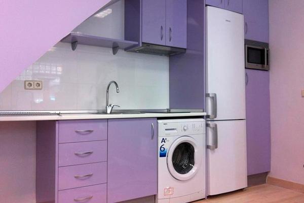 Fabricante de cocinas el rinc n de las cocinas cocinas - Encimeras laminadas de cocina ...
