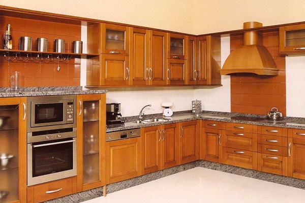Fabricante de cocinas el rinc n de las cocinas cocinas - Maderas para muebles de cocina ...