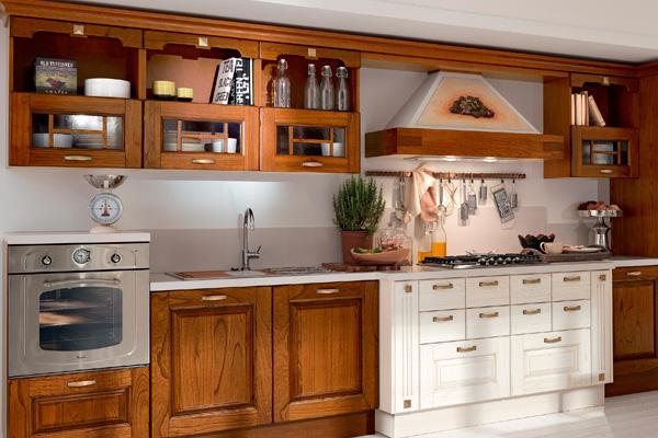 Fabricante de cocinas el rinc n de las cocinas cocinas for Cocina de madera antracita