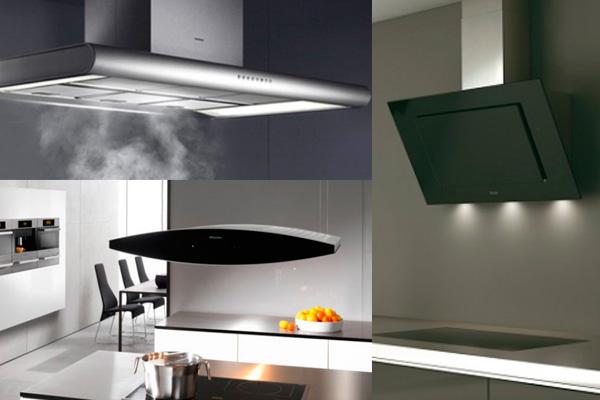 Fabricante de cocinas el rinc n de las cocinas - Mejores campanas extractoras para cocinas ...