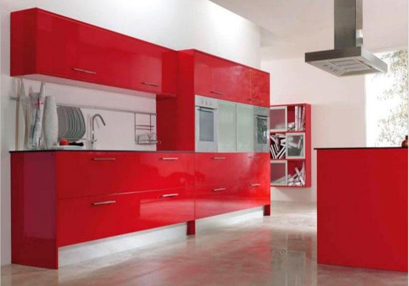 Fabricante de cocinas el rinc n de las cocinas cocinas - Electrodomesticos con golpe ...